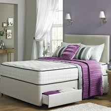 Divan Bed Set Kensington Divan Designer Fabric Bed Luxury Fabric Beds Beds
