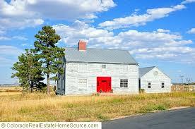The Barn Castle Rock Colorado Coloradorealestatehomesource Com Happy Canyon Real Estate In