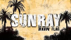 Waving Flag Artist K U0027naan Wavin U0027 Flag Sunray Rock Cover 2015 Youtube