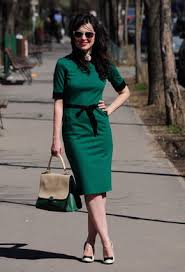 green dress how to wear green dresses fashiongum