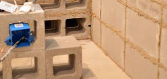 how to build a cinder block kitchen step by step guide
