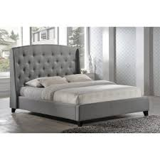 bedroom queen size platform bedroom sets tufted upholstered