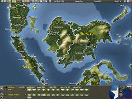 Batavia World Map by Spooky Uv U0026 Witp Fansite