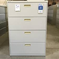 Metal Lateral File Cabinets Modest Metal Lateral File Cabinets 4 Drawer Of Organization
