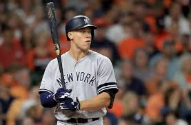 Aaron Judge Joins An Exclusive Club Of Yankees All Stars Pinstripe - mlb judge s recruiting talk with machado inappropriate aol news