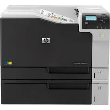 amazon com hp laserjet m750 m750dn laser printer color 600 x