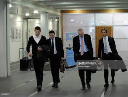 Martin Bader Photos Et Images De Raphael Schaefer Attends Dfb Court Appearance