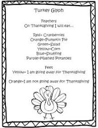 turkey glyph search thanksgiving