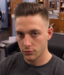 how to copy mens hairstyle pompadour fade haircut copy lustyfashion
