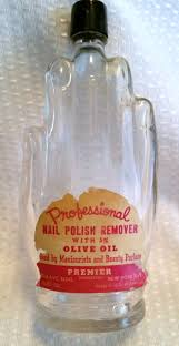 premier u0027professional u0027 nail polish remover in hand shaped bottle