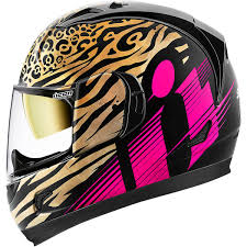 pink motocross helmets icon womens alliance gt shaguar helmet full face motorcycle