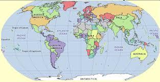 map of equator maps map with equator