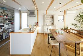 japanese kitchen ideas home designs open japanese kitchen style simplicity in a