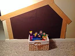 wall nativity my crazy blessed life