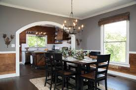 Kitchen And Dining Room Tables Fixer Upper A Craftsman Remodel For Coffeehouse Owners Joanna