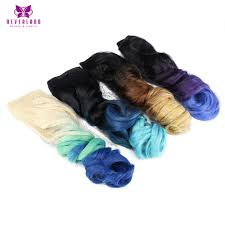 Hair Extension Clip Ins Cheap by Online Get Cheap Rainbow Hair Extensions Clip Aliexpress Com