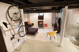 calgary basement renovation ideas home bar contemporary with