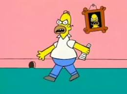 Angry Dad Meme - curiosidades de los simpsons homer simpson dads and futurama