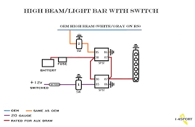 led light bar wiring harness diagram within in ripping to utility