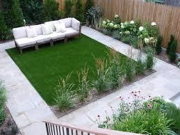 low maintenance design backyard garden penaime