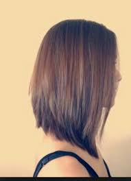 medium haircuts short in back longer in front longer in the front and shorter in the back medium layered
