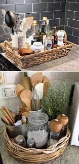 organize kitchen ideas organize kitchen counter clutter 5 41 best kitchen counter