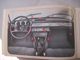peugeot 504 interior 1980 peugeot 504 information and photos momentcar