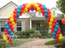 balloon arches balloon arch for and events in orange county california