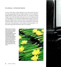 tropical colors the art of living with tropical flowers sakul