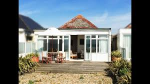 a small cottage has 3 bedrooms with amazing sea views very