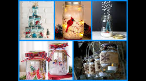 top 25 christmas mason jar craft ideas youtube