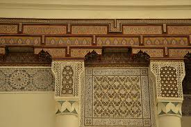 Hues Of Yellow Morocco Pt 2 Architecture U0026 Design In Marrakesh Christinnn Com