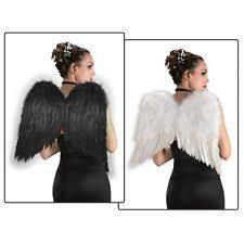 Angel Wings Halloween Costume Black Angel Wings Ebay