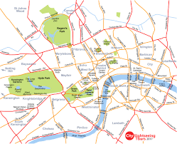 map of the underground in map of neighborhoods with closest stations