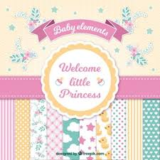 in baby shower baby shower vectors photos and psd files free