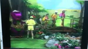 barney and the backyard gang campfire sing along