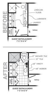 design bathroom floor plan small bathroom remodel ideas laundry room small