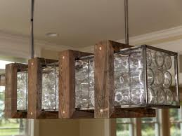 chandelier kitchen lighting how to build a glass bottle chandelier how tos diy