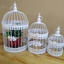 popular decorative cage with bird buy cheap decorative cage with
