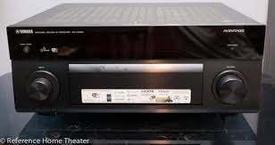 yamaha home theater system yamaha rx a1040 receiver review reference home theater