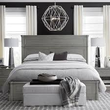 Black Panel Bed Martinique Panel Bed Bassett Home Furnishings