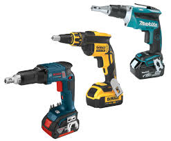 Battery Roofing Nailer by New Cordless Drywall Guns From Bosch Dewalt And Makita Tools
