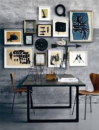 gallery wall inspiration eclectic layouts apartment therapy