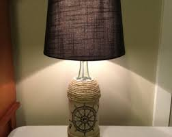 nautical lamp etsy