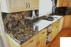 Home Hardware Kitchen Cabinets by Granite Countertop Blue Kitchen With Oak Cabinets Backsplash