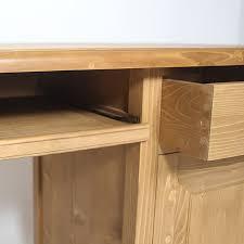 caisson cuisine bois caisson cuisine bois massif 3 bureau en bois massif cir233 miel 1