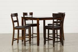 Tall Dining Room Sets Counter Height Dining Sets For Your Dining Room Living Spaces