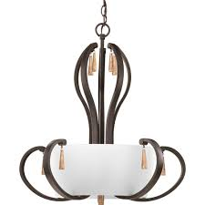 Progress Lighting 5 Light Chandelier Drum Progress Lighting Pendant Lights Hanging Lights The