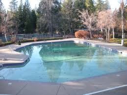 The Backyard Hotel Big Swimming Pool In Modern Hotel Backyard With Handle Pools Also