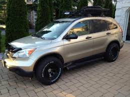 honda crv cargo box pics of crvs with roof racks baskets cargo etc i wanna see them